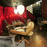 Ресторан Mazo Café - фотография 1 - Зал Бордо