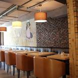 Ресторан Маруся - фотография 1 - современный дизайн и высокоскоростной Wi-Fi