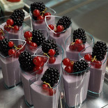 Ресторан Il pittore - фотография 6 - Мини десерты