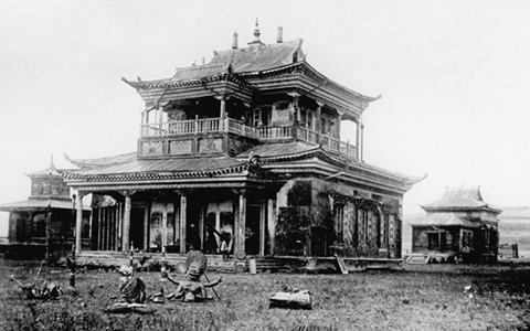 Быт советских буддистов в Музее ГУЛАГа