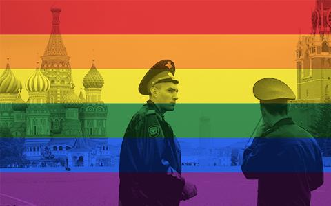 «Ваши гомосексуалы были самыми крутыми!»: канадец о реакции русских на гей-браки