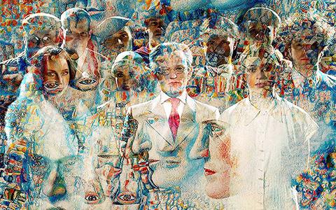 Питер Гринуэй и последние дни «Фотобиеннале» в Манеже