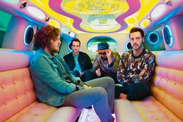 Премьера нового клипа группы Pompeya «Y.A.H.T.B.M.F.»