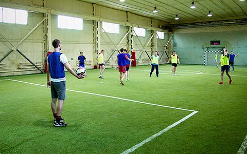 Сервис бронирования спортивных площадок «Служба спорта»