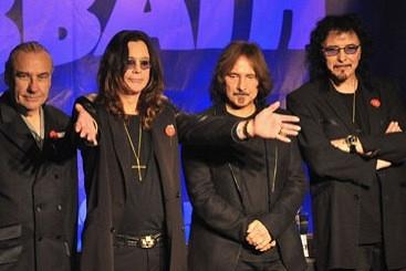 В Москву едут Black Sabbath