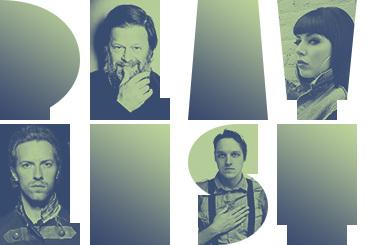 Arcade Fire, Coldplay, Cut Copy, Sleigh Bells, Борис Гребенщиков и другие