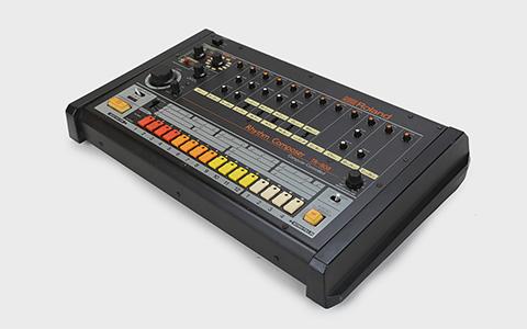 Ритмикон, Roland TR-808 и другие драм-машины