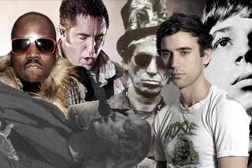 The Rolling Stones, Трент Резнор, Джесси Уэр, Скотт Уокер, Джонни Марр и другие