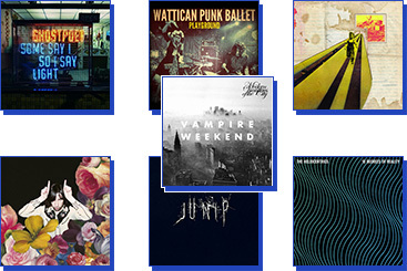 Primal Scream, Vampire Weekend, Ghostpoet, Guided by Voices и другие