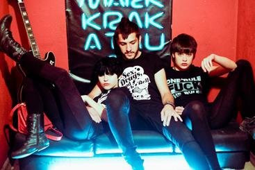 Jack Wood: готический панк-блюз из Томска