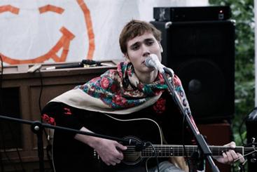 Премьера альбома Григория Полухутенко «Деревья»