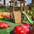 Ресторан Летний сад - фотография 5 - Детская площадка