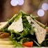 Ресторан Рецептор - фотография 4 - Салат Груша с козьим сыром и дорблю