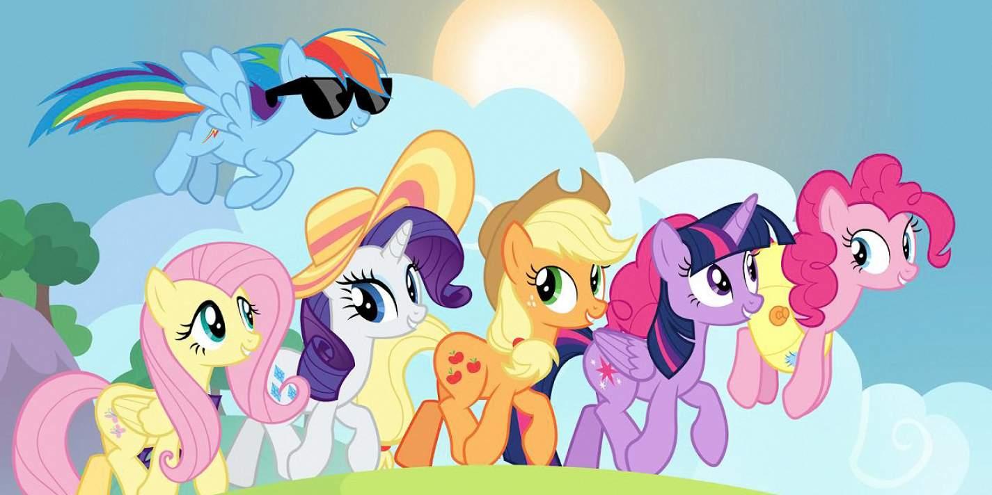 My Little Pony в кино (США, Канада, 2017) смотреть онлайн ...