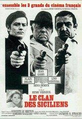 Постер Сицилийский клан