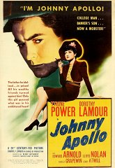 Постер Джонни Аполлон