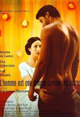Постер Мужчина как женщина