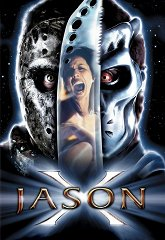 Постер Джейсон Икс