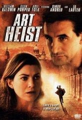 Постер Похитители картин