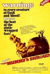 Постер Саван мумии
