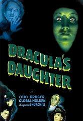 Постер Дочь Дракулы