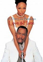 Постер Тонкая грань между любовью и ненавистью
