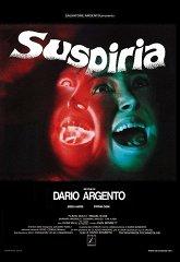 Постер Суспирия