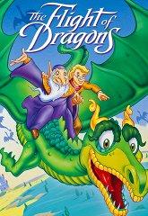 Постер Полет драконов