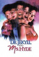 Постер Доктор Джекилл и мисс Хайд