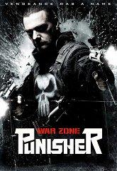 Постер Каратель: Территория войны
