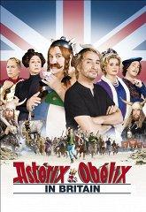 Постер Астерикс и Обеликс в Британии