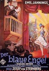 Постер Голубой ангел