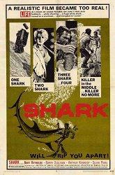 Постер Акула