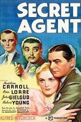 Постер Секретный агент