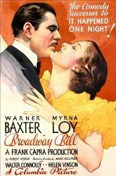 Постер Бродвей Билл