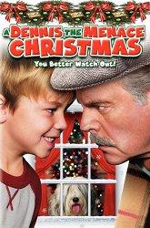 Постер Деннис — мучитель Рождества