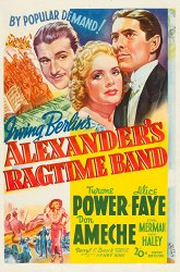 Постер Регтайм-бенд Александра