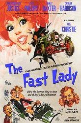Постер Быстрая леди