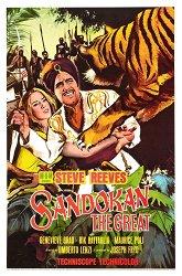 Постер Сандокан — тигр южных морей