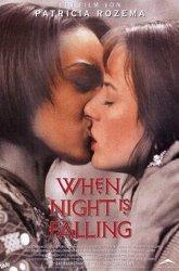 Постер Когда опускается ночь