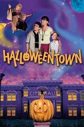 Постер Город Хеллоуин