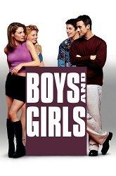 Постер Мальчики и девочки