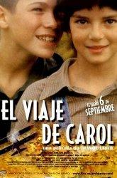 Постер Путешествие Кэрол
