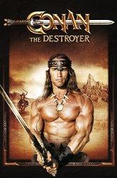 Постер Конан-разрушитель