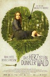 Постер Сердце — это темный лес