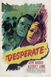 Постер Отчаянный