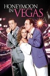 Постер Медовый месяц в Лас-Вегасе