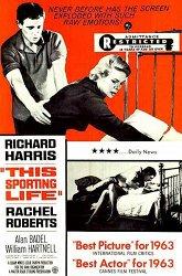 Постер Такова спортивная жизнь