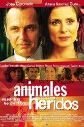Постер Раненые животные