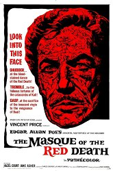 Постер Маска красной смерти